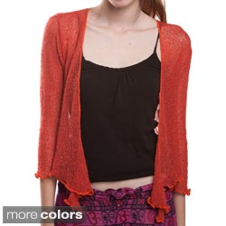 Light Knitted Balinese Top (Indonesia)