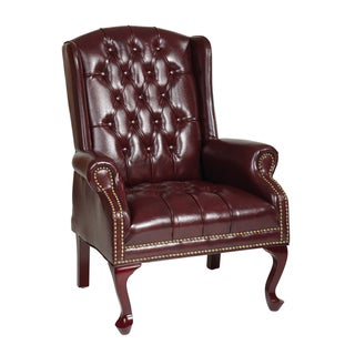 Office Star Products Work Smart Jamestown Traditional Executive Chair