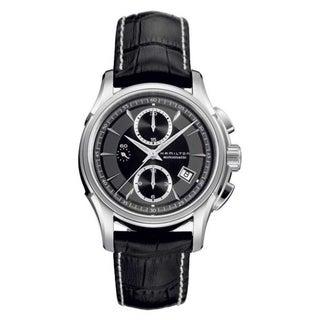Hamilton Men's 'Jazzmaster Auto Chrono' H32616533 Watch