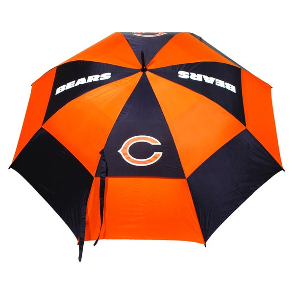 NFL 62-inch Double Canopy Golf Umbrella
