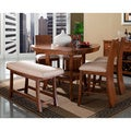 Somerton Milan 6-piece Counter Height Dining Set