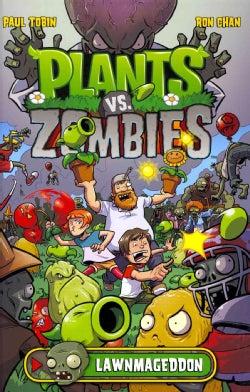 Plants Vs. Zombies: Lawnmageddon (Hardcover)