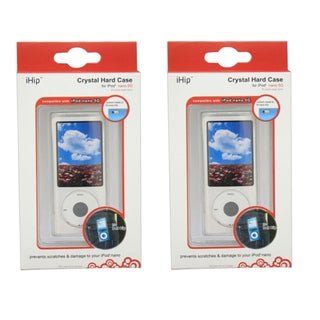 iHip iPod Nano 5th Generation Protective Case (Pack of 2)