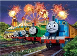 Thomas & Friends - Carnival at Night: 35 Piece Puzzle in a Tin (General merchandise)