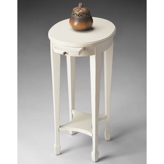 Cottage White Accent Table