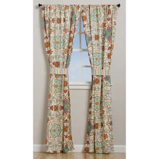 Esprit Spice 84-inch Curtain Panel Pair