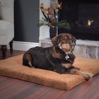 Paw Clay Orthopedic Super Foam Pet Bed