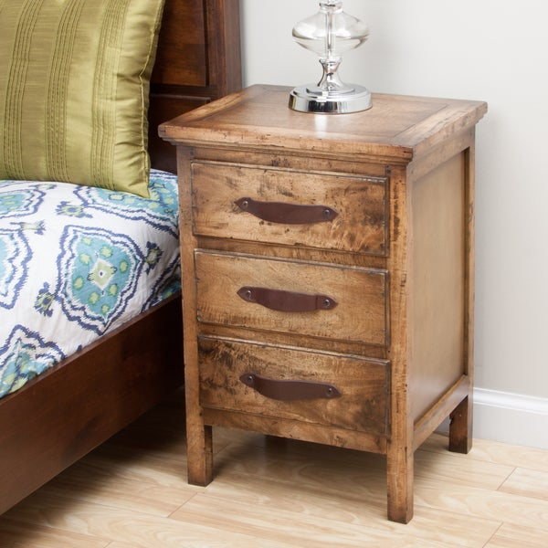 Share email for Rustic nightstands