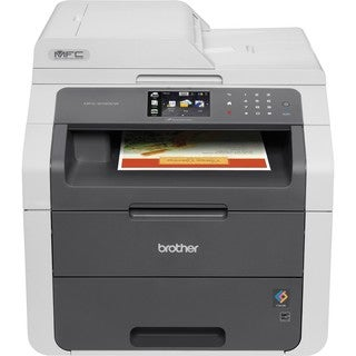 Brother MFC-9130CW LED Multifunction Printer - Color - Plain Paper Pr