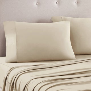 Protech Performance Solid Sheet Set or Pillowcase Separates
