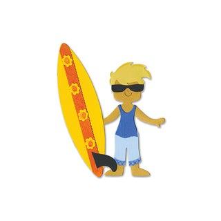 Sizzix Dress Ups Surfer Outfit by Stu Kilgour Bigz Die