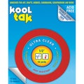 Kool Tak Ultra Clear Tape .25in X 16yds
