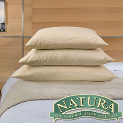 Natura Eco Vibrance Wool Lined Pillow
