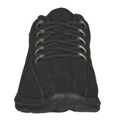 Lugz Men's 'Notts' Black Court Shoes