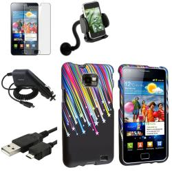 Case/ Screen Protector/ Charger/ Mount for Samsung Galaxy Note N7000