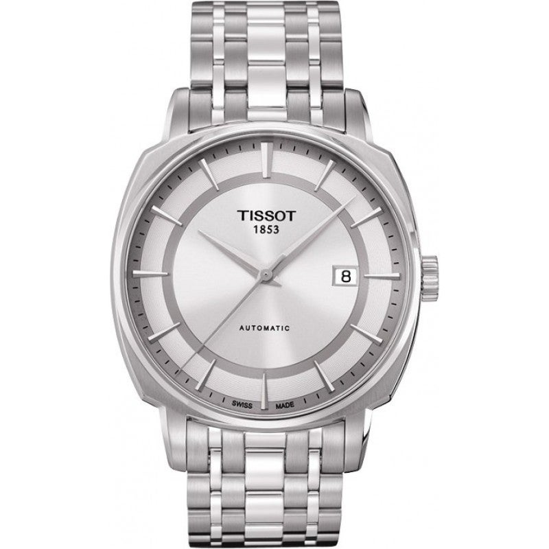Tissot Men's T-Lord Automatic Stainless Steel Watch