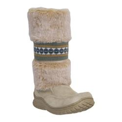 Women's Dingo Cozies 11in DI6022 Beige