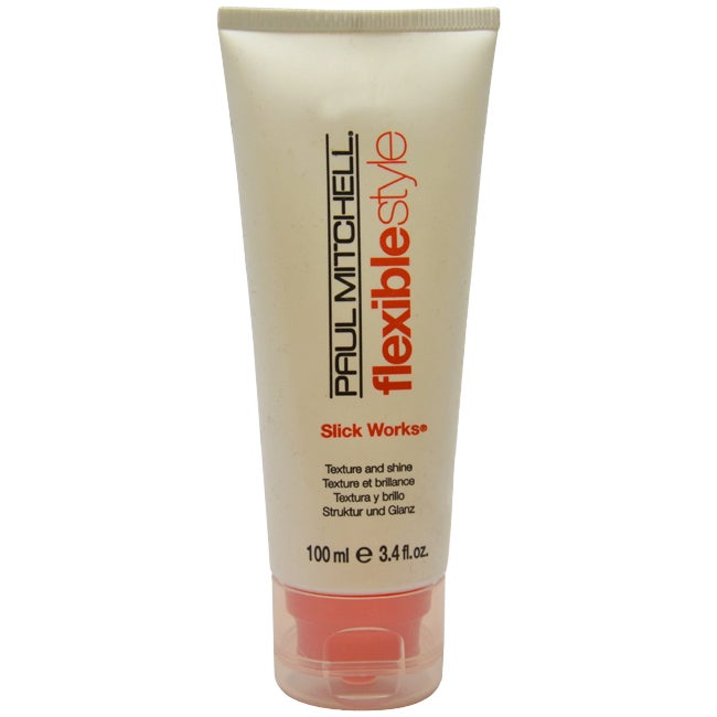 Paul Mitchell Flexible Style 3.4-ounce Slick Works