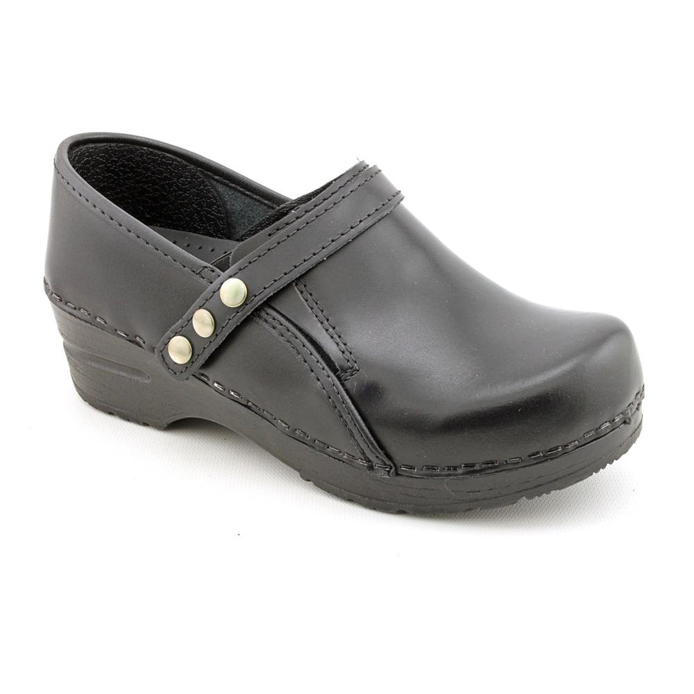 Sanita Women's 'Cori Cabrio' Leather Casual Shoes