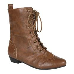 Women's Da Viccino Lee-01 Taupe