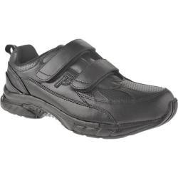 Men's Propet Fast Walker Strap Black