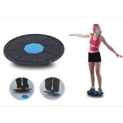 Sivan Health and Fitness 16.5-inch Adjustable 2-in-1 Balance Board