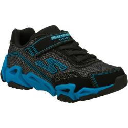 Boys' Skechers Air Tricks Fierce Flex Black/Blue