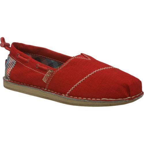 Women's Skechers BOBS Chill Red