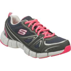 Women's Skechers Stride Gutsy Gray/Pink