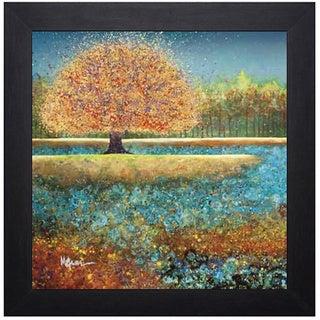 Melissa Graves-Brown 'Jewel River' Print Art