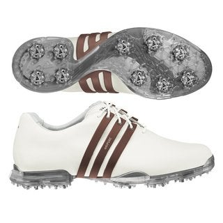 adidas adipure golf shoes all white