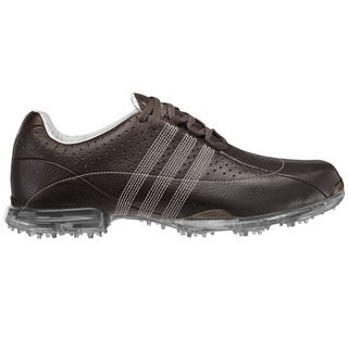 Adidas Men's Adipure Nuovo Brown Golf Shoes