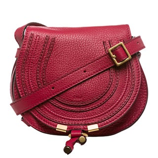 Chloe 'Mini Marcie' Round Crossbody Bag