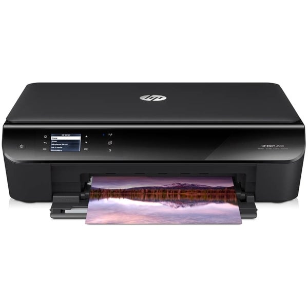 HP Envy 4500 Inkjet Multifunction Printer - Color - Plain Paper Print