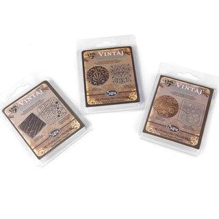 Sizzix DecoEtch/ DecoEmboss Vintaj Value Kit #2