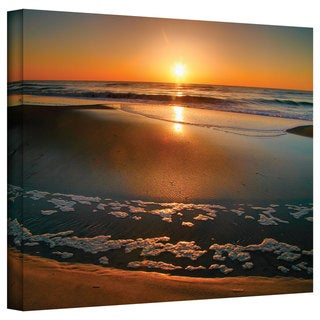 Steven Ainsworth 'Morning Has Broken' Gallery-Wrapped Canvas