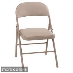 Cosco Vinyl Folding Chair 4 Pack