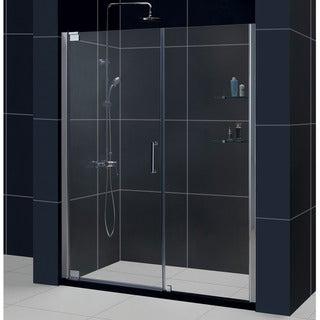 DreamLine Elegance 58 to 60-inch Frameless Pivot Shower Door