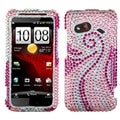BasAcc Phoenix Tail Diamante Case for HTC ADR6410 INCREDIBLE 4G LTE