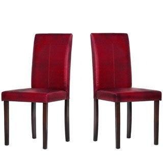Warehouse of Tiffany 'Taflin' Dining Room Chairs (Set of 2)