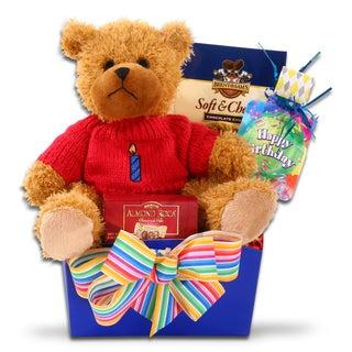 Alder Creek Happy Birthday Gift Basket