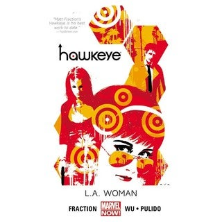 Hawkeye 3: L.A. Woman (Marvel Now!) (Paperback)