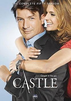 Castle: The Complete Fifth Season (DVD)