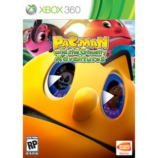 Xbox 360 - Pac-Man And The Ghostly A
