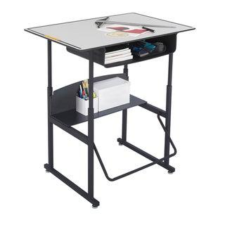 Safco AlphaBetter Desk 36 x 24 Premium Top