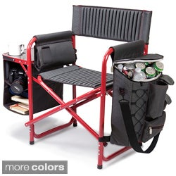 Picnic Time Fusion Collapsible Storage Chair