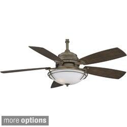 Fanimation Hubbardton Forge Presidio Tryne 54-inch 3-light Ceiling Fan