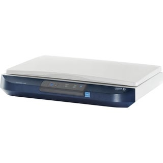 Visioneer DocuMate 4700 Large Format Flatbed Scanner - 600 dpi Optica