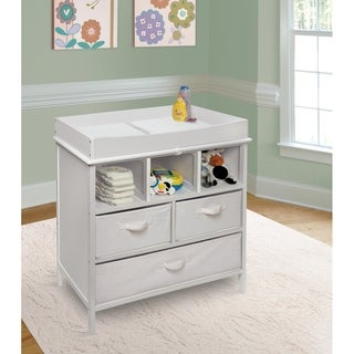 Estate Baby White Changing Table