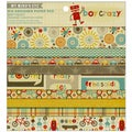 "Boy Crazy Designer Paper Pad 6""X6"" 24/Sheets-12 Double-Sided Designs/2 Each"